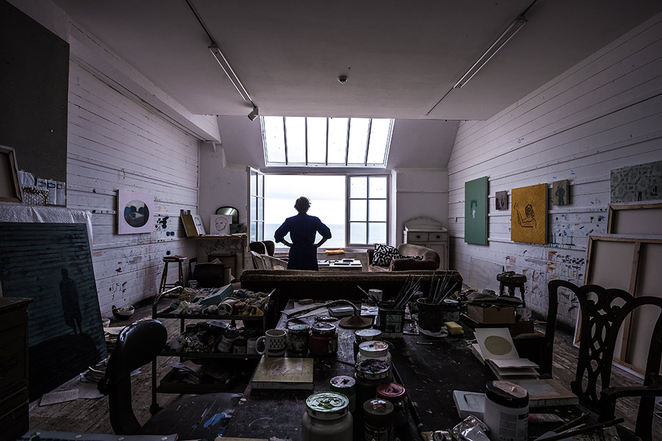 The Artists Studio